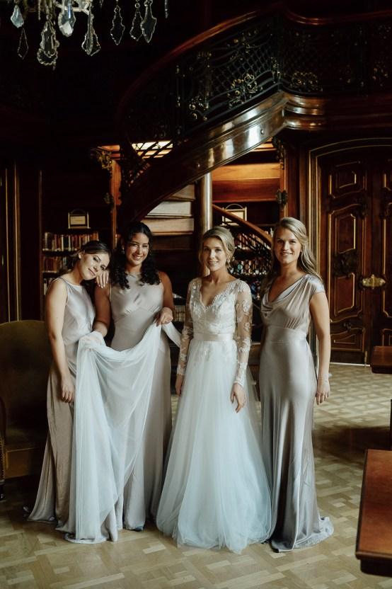 Practically Royal Classic Budapest Cathedral Wedding – Julian Gyula Zacsfalvi 33