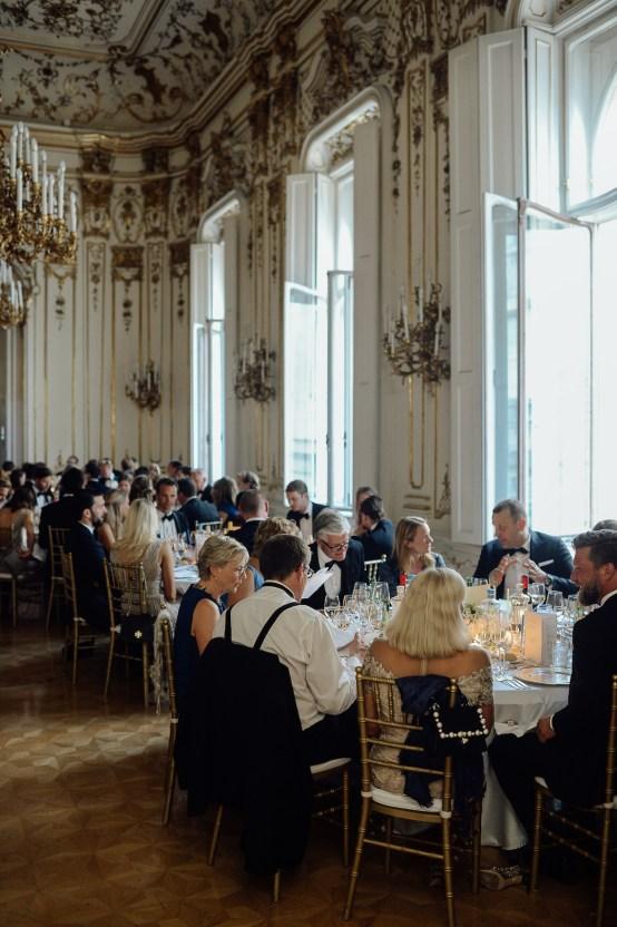 Practically Royal Classic Budapest Cathedral Wedding – Julian Gyula Zacsfalvi 34
