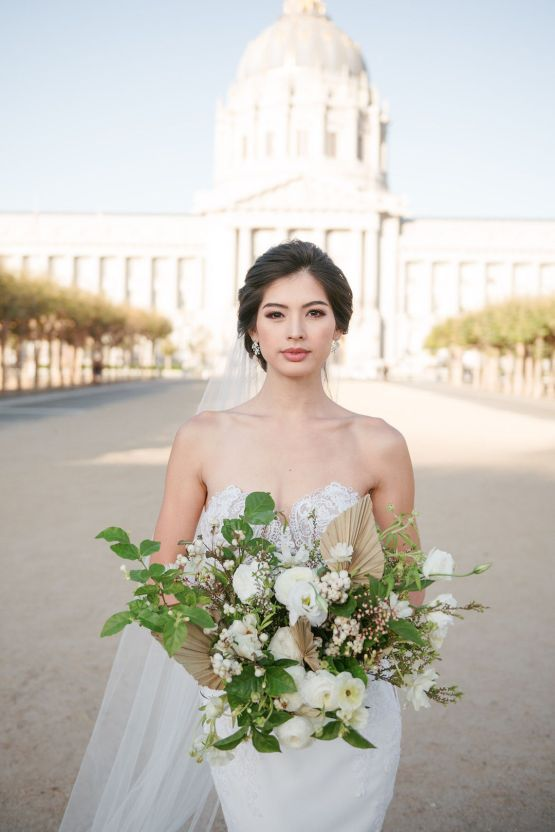 San Francisco City Hall Elopement Inspiration – Peony Park Photography 11