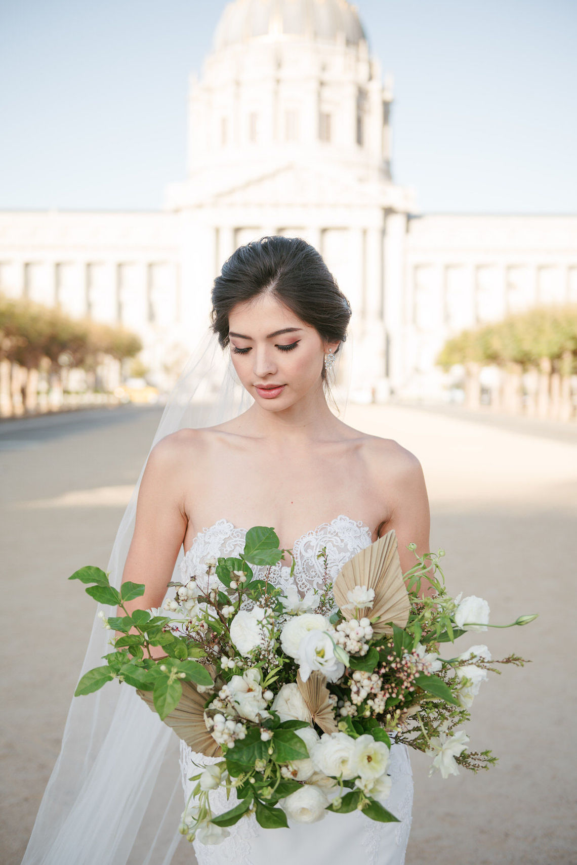 San Francisco City Hall Elopement Inspiration – Peony Park Photography 12