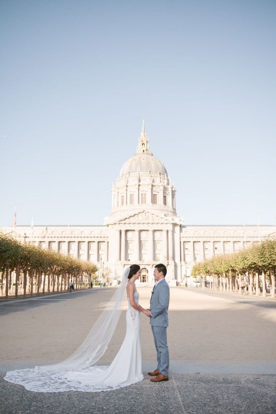 San Francisco City Hall Elopement Inspiration – Peony Park Photography 9