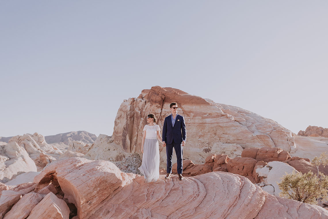 Urban Meets Desert Nevada Elopement – Elope Tahoe Photo Co. 24