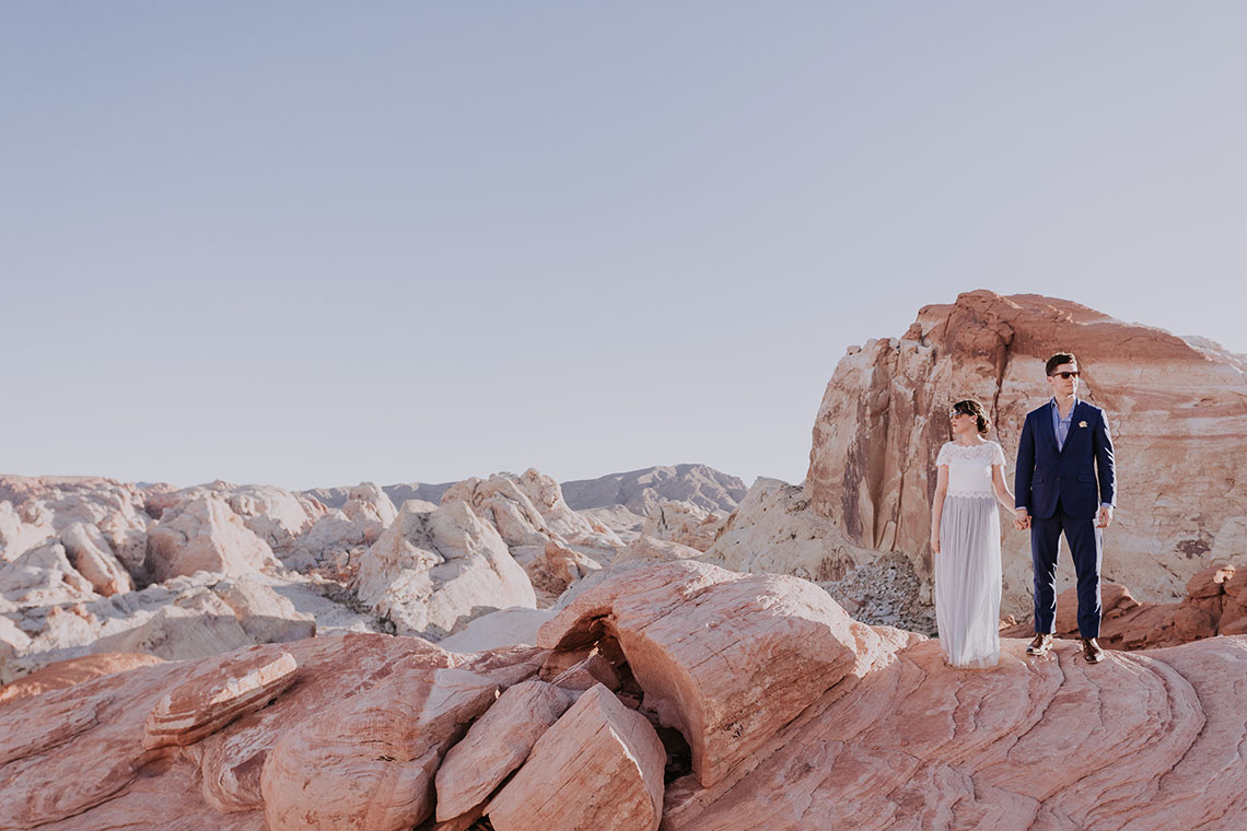 Urban Meets Desert Nevada Elopement – Elope Tahoe Photo Co. 25