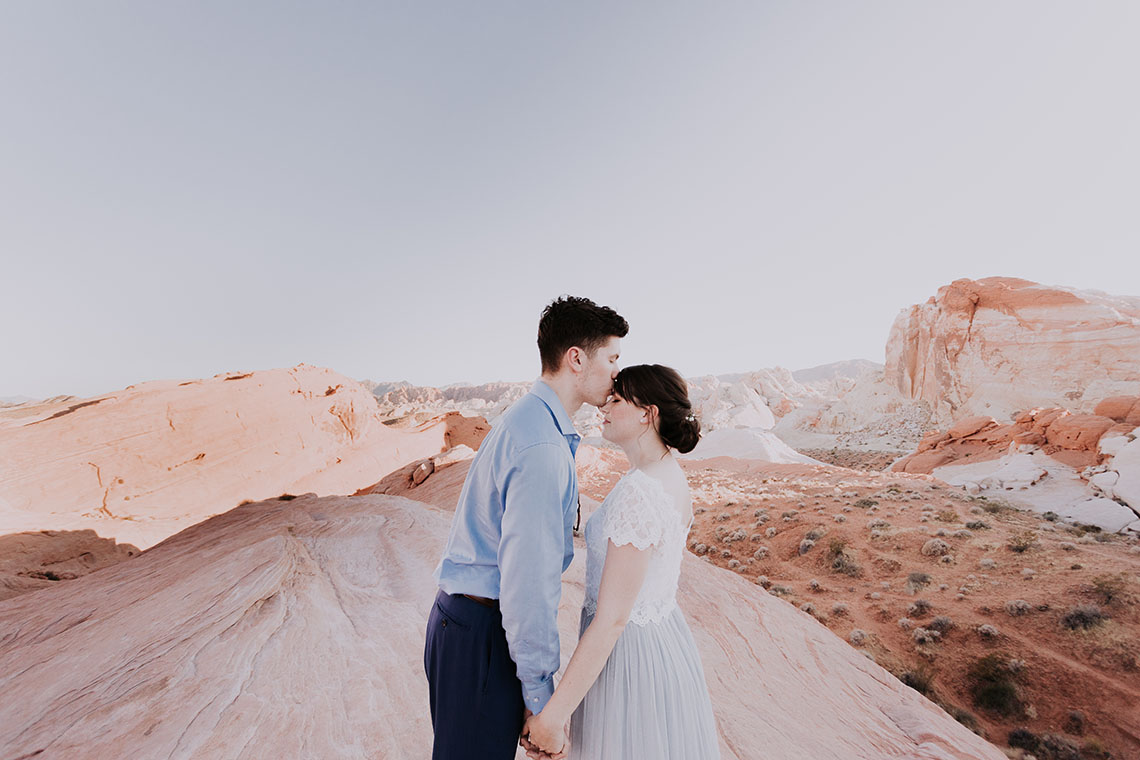 Urban Meets Desert Nevada Elopement – Elope Tahoe Photo Co. 29
