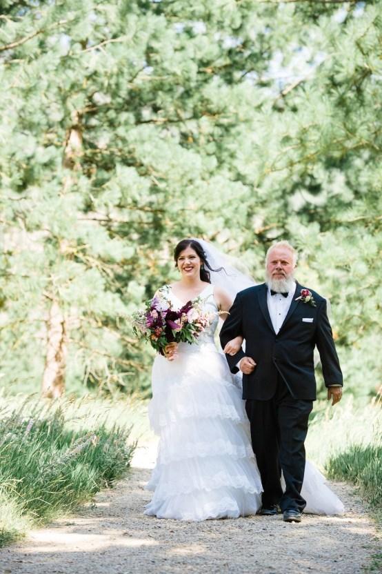 Whimsical Forest Lodge Congolese American Wedding – Honeybee Weddings 22