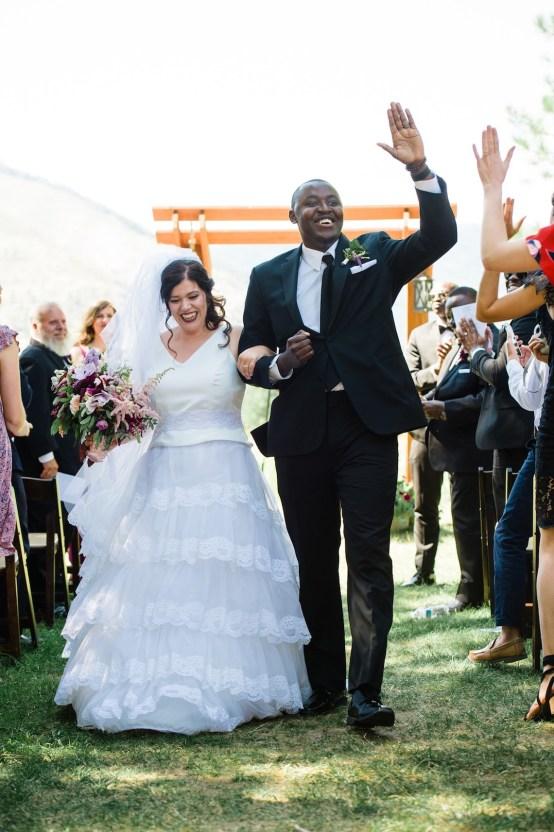 Whimsical Forest Lodge Congolese American Wedding – Honeybee Weddings 27