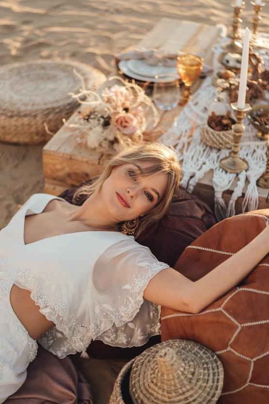 Bohemian Morocco Desert Wedding Inspiration – Bo and Luca – Krust Photography 16