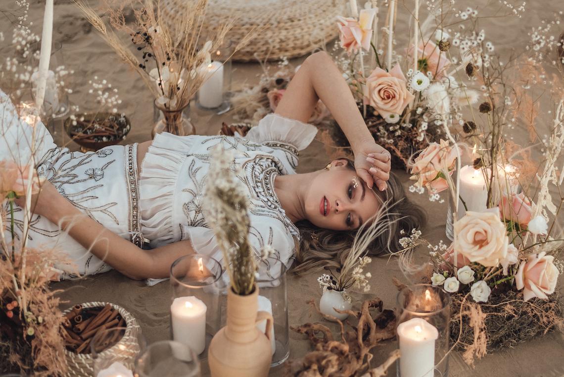 Bohemian Morocco Desert Wedding Inspiration – Bo and Luca – Krust Photography 48