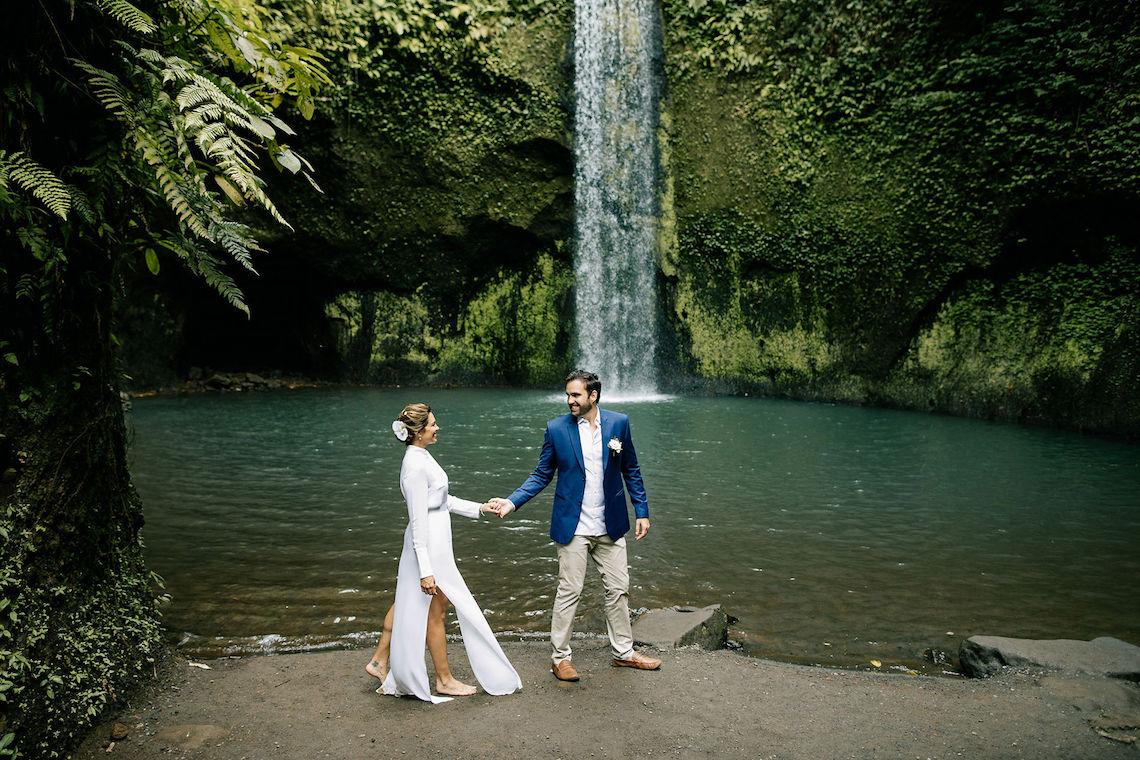 Breathtaking Bali Waterfall Elopement – Vladimir Borodenok 6