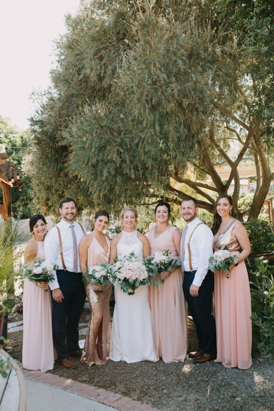 Eclectic San Diego Garden Wedding – Barrels and Branches – Lets Frolic Together 12