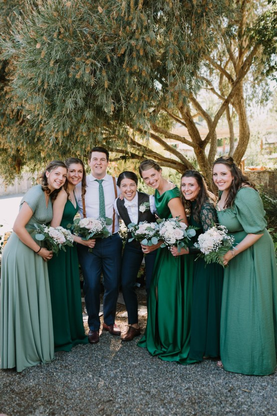 Eclectic San Diego Garden Wedding – Barrels and Branches – Lets Frolic Together 13
