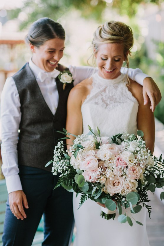 Eclectic San Diego Garden Wedding – Barrels and Branches – Lets Frolic Together 15