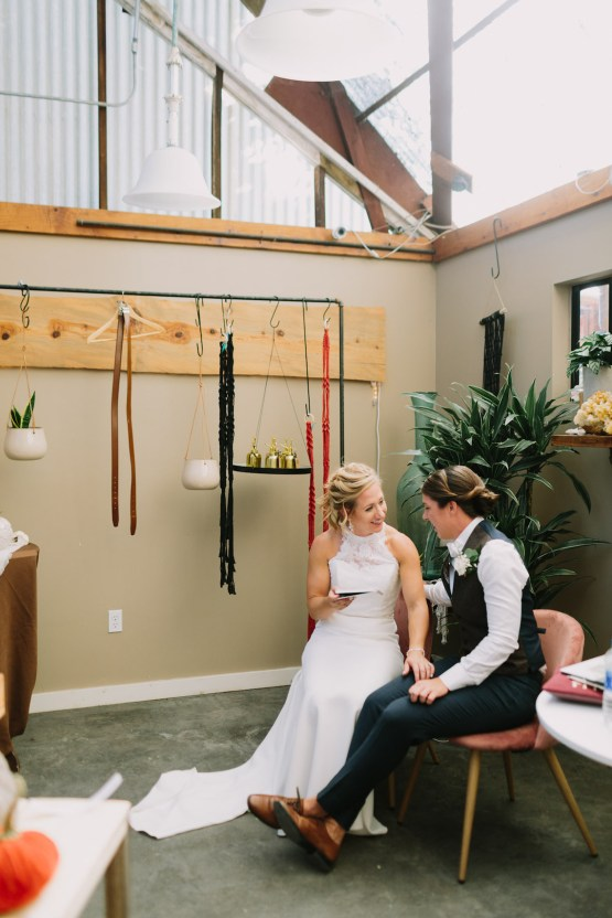Eclectic San Diego Garden Wedding – Barrels and Branches – Lets Frolic Together 17