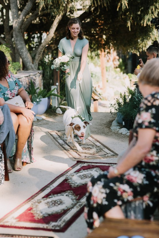 Eclectic San Diego Garden Wedding – Barrels and Branches – Lets Frolic Together 18