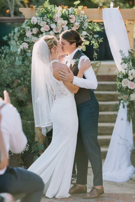 Eclectic San Diego Garden Wedding – Barrels and Branches – Lets Frolic Together 21