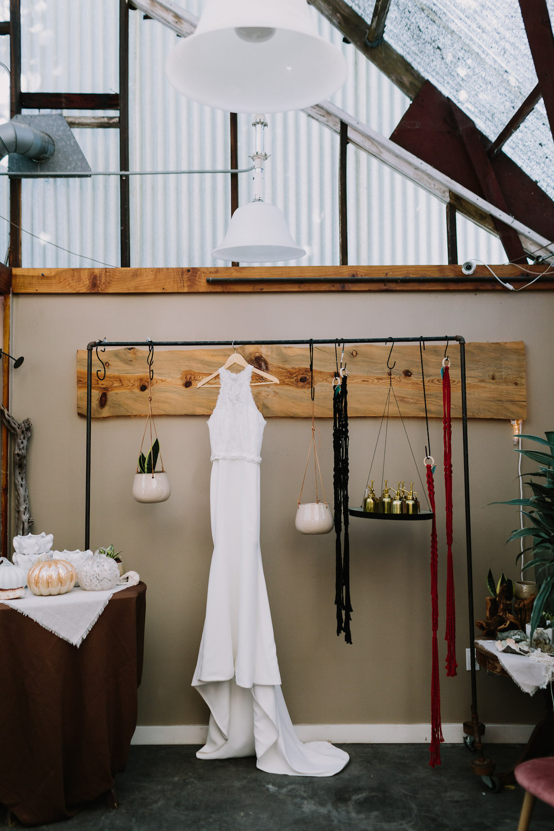 Eclectic San Diego Garden Wedding – Barrels and Branches – Lets Frolic Together 8