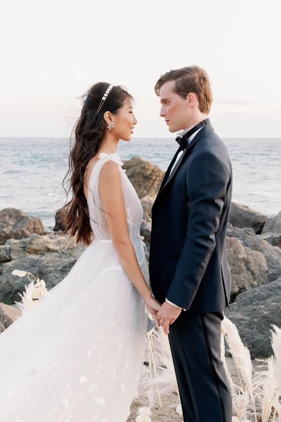 Ethereal Malibu Beach Wedding Inspiration – Courage and Dash Photo 11