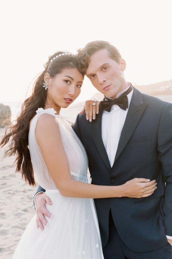 Ethereal Malibu Beach Wedding Inspiration – Courage and Dash Photo 20