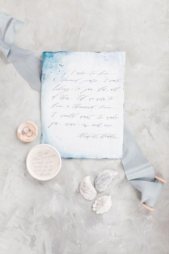 Ethereal Malibu Beach Wedding Inspiration – Courage and Dash Photo 26
