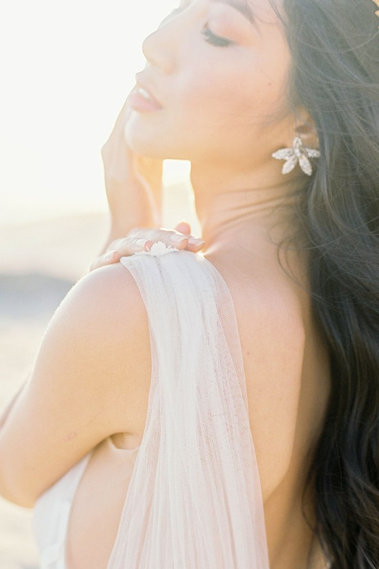 Ethereal Malibu Beach Wedding Inspiration – Courage and Dash Photo 37