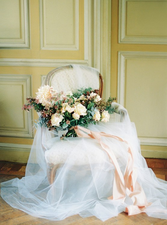 Gorgeous French Chateau de Bouthonvilliers Wedding Inspiration – Wike Zijlstra Photography 19