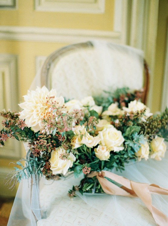 Gorgeous French Chateau de Bouthonvilliers Wedding Inspiration – Wike Zijlstra Photography 20
