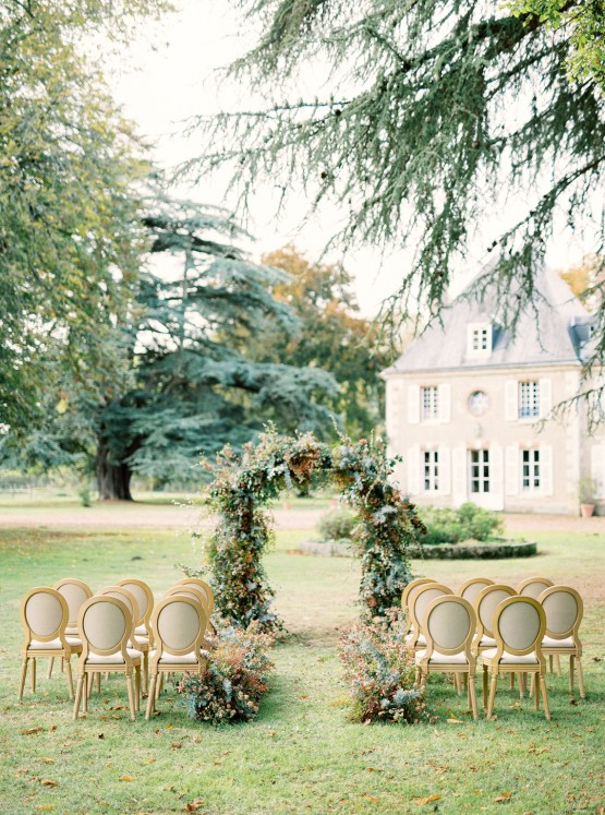 Gorgeous French Chateau de Bouthonvilliers Wedding Inspiration – Wike Zijlstra Photography 22