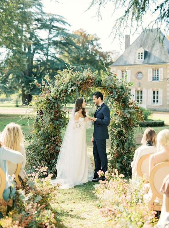 Gorgeous French Chateau de Bouthonvilliers Wedding Inspiration – Wike Zijlstra Photography 25