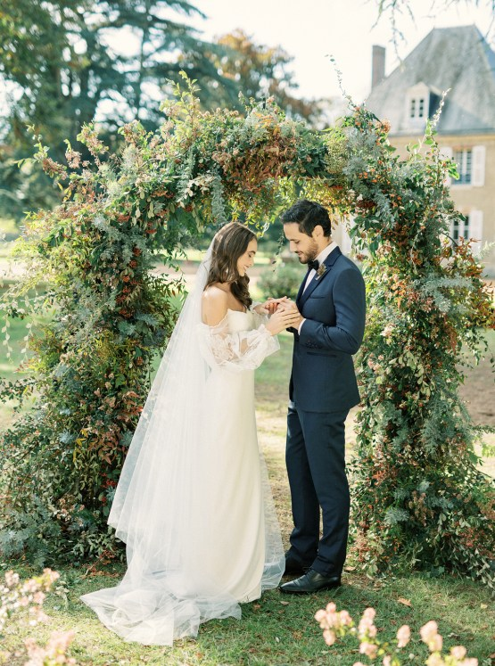 Gorgeous French Chateau de Bouthonvilliers Wedding Inspiration – Wike Zijlstra Photography 26