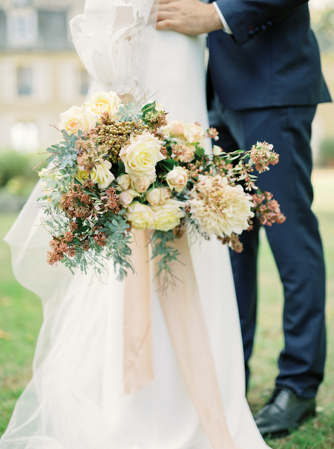 Gorgeous French Chateau de Bouthonvilliers Wedding Inspiration – Wike Zijlstra Photography 30