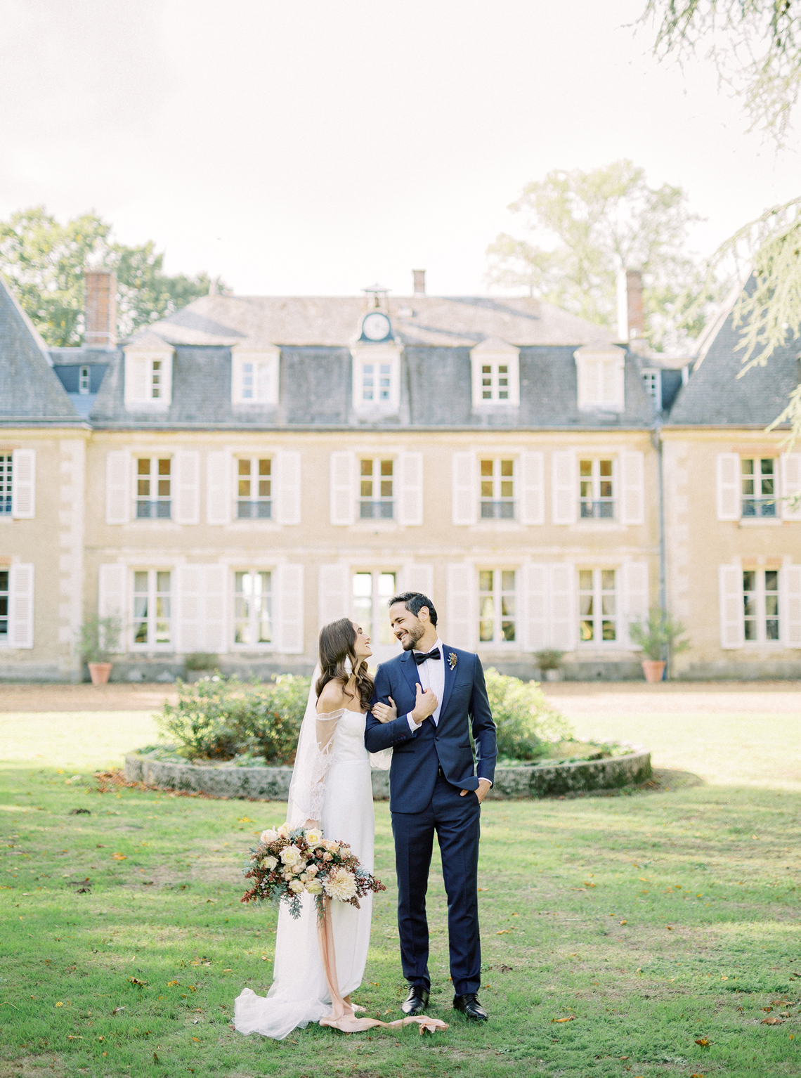 Gorgeous French Chateau de Bouthonvilliers Wedding Inspiration – Wike Zijlstra Photography 34