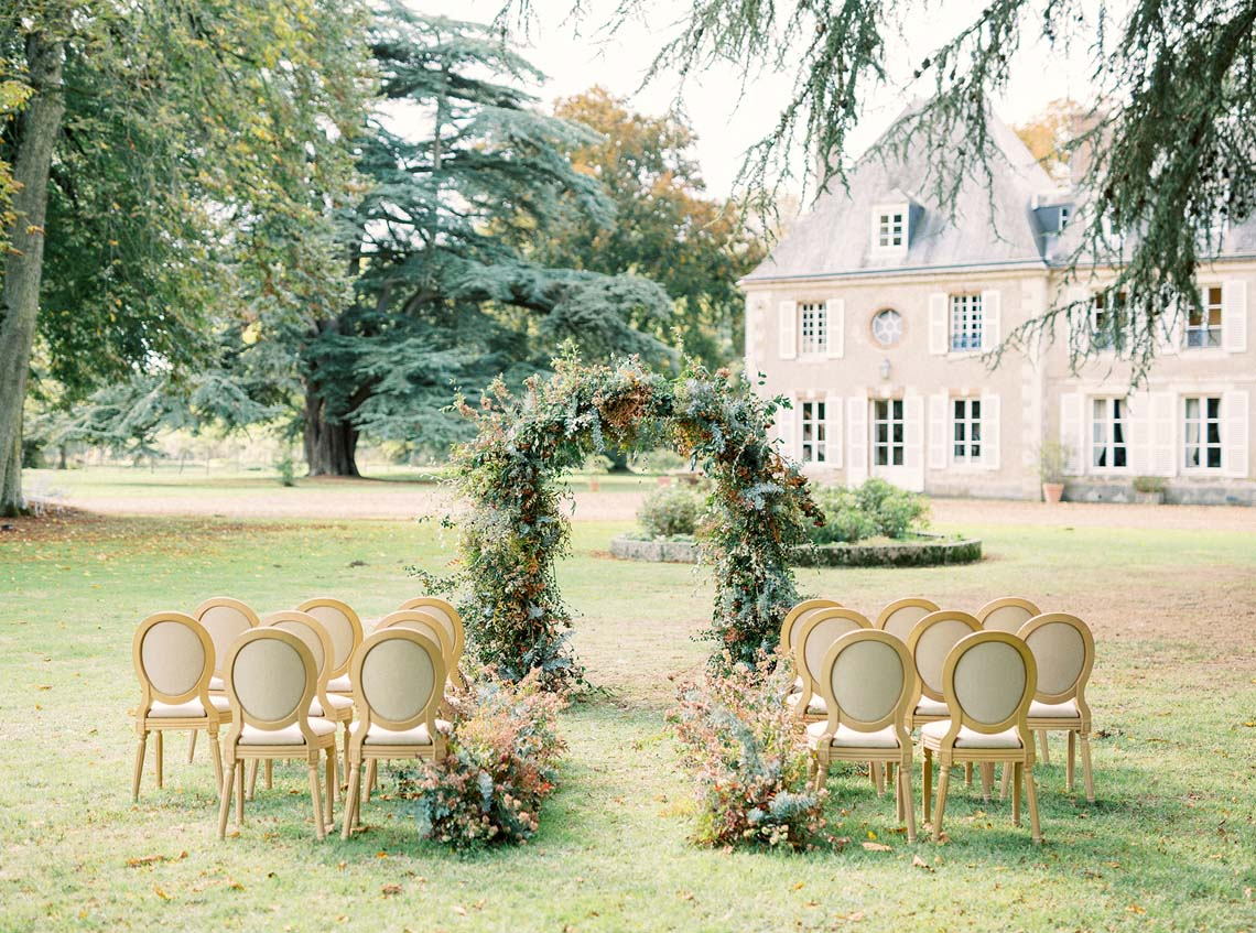 Gorgeous French Chateau de Bouthonvilliers Wedding Inspiration – Wike Zijlstra Photography 59