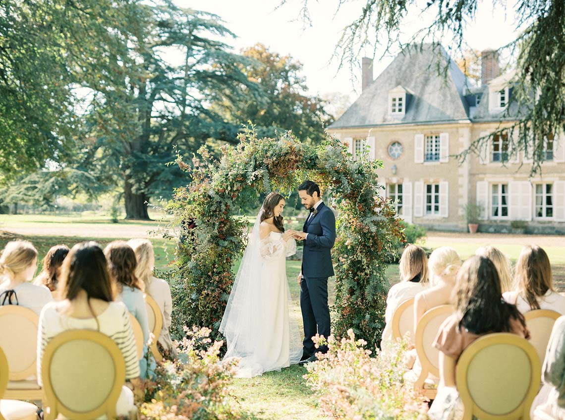 Gorgeous French Chateau de Bouthonvilliers Wedding Inspiration – Wike Zijlstra Photography 60
