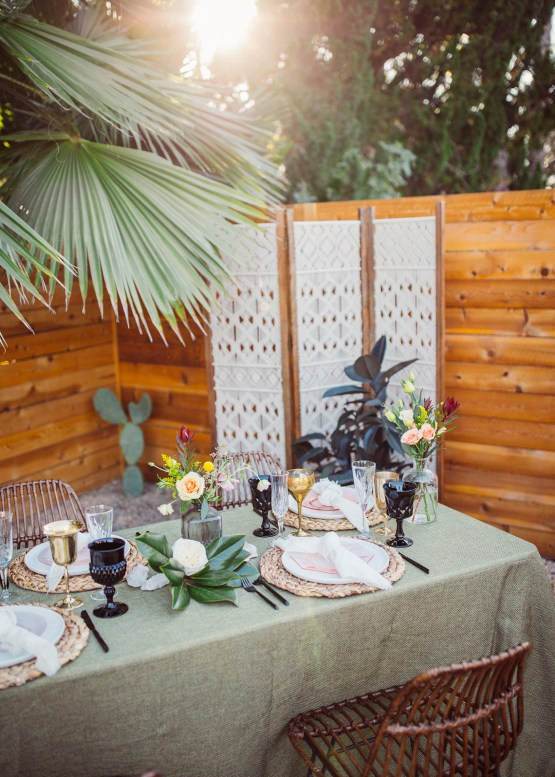 How to Decorate A Tropical Wedding for Your Home or Backyard – Light and Space – Bright Bird Photography 33