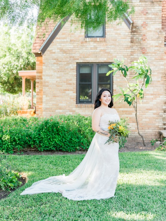 Intimate Summer Cottage Wedding – Rachel Ann Media 18