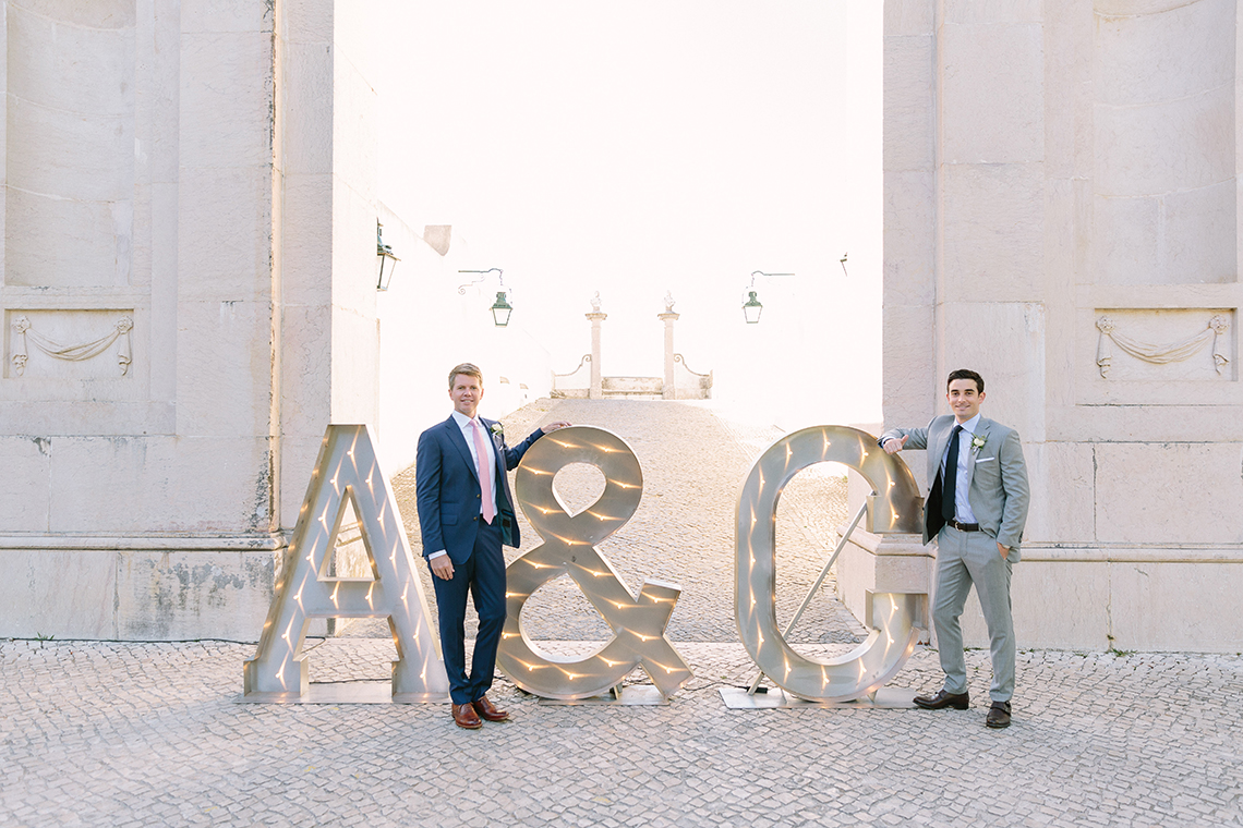 Lavish Lemon Inspired Portugal Destination Wedding – Portugal Wedding Photographer 5