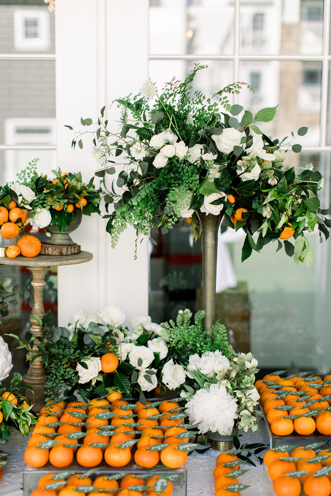 Orange Citrus Inspired Wedding at Lido House Newport Beach – Brett Hickman 22