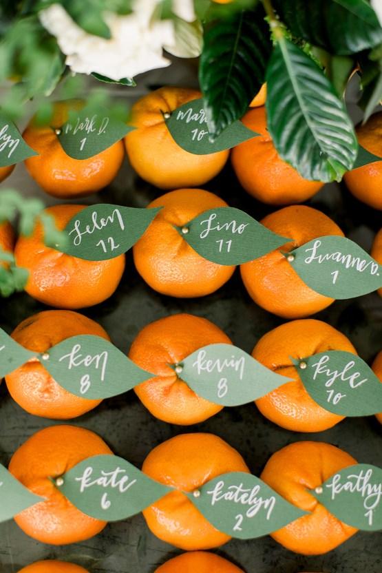 Orange Citrus Inspired Wedding at Lido House Newport Beach – Brett Hickman 23