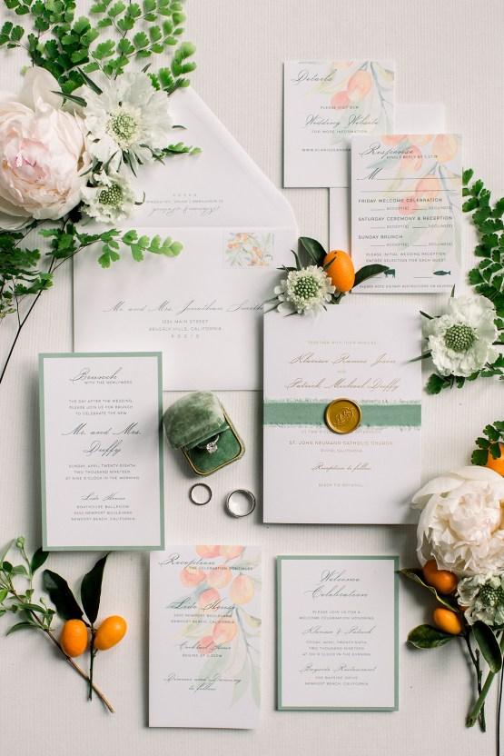 Orange Citrus Inspired Wedding at Lido House Newport Beach – Brett Hickman 5