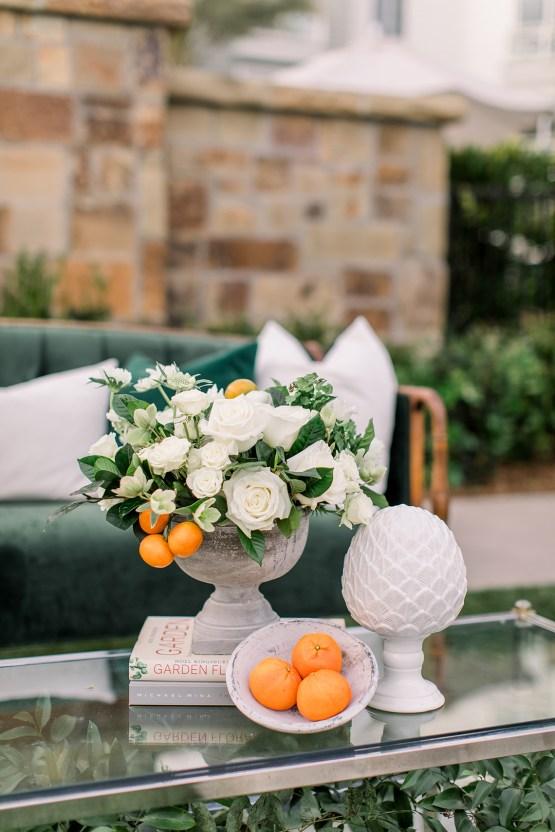 Orange Citrus Inspired Wedding at Lido House Newport Beach – Brett Hickman 53