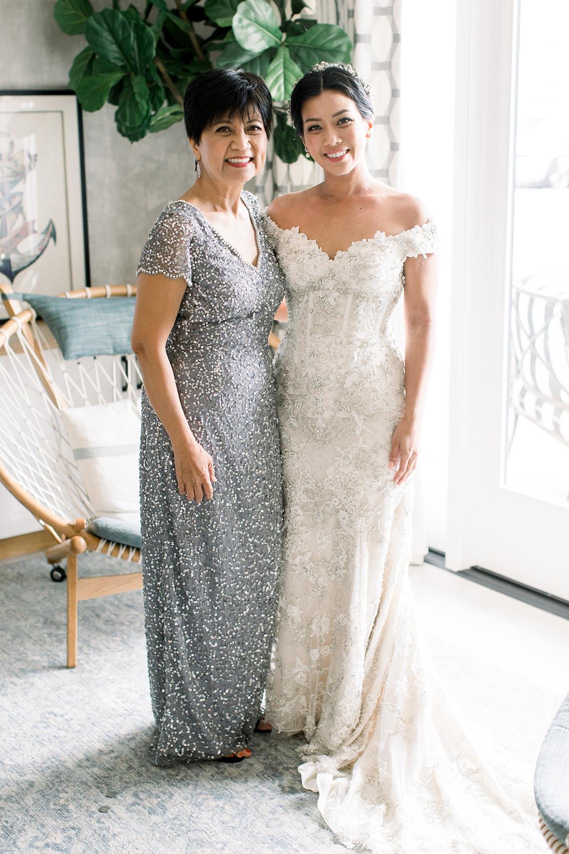 Orange Citrus Inspired Wedding at Lido House Newport Beach – Brett Hickman 9