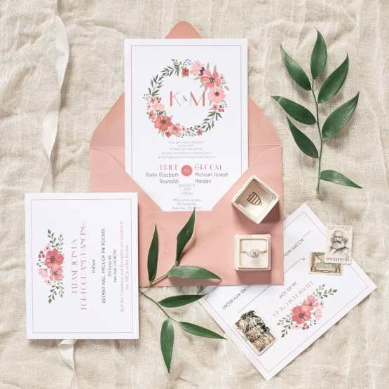 Vistaprint Wedding Invitations – The Best Places to Buy Wedding Stationery Invitations Paper Goods Online
