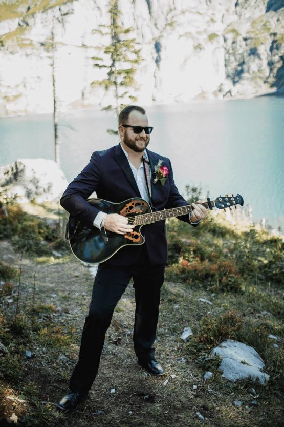 Amazing Adventurous Swiss Alps Mountain Wedding – Unveiled Radiance Photography 38