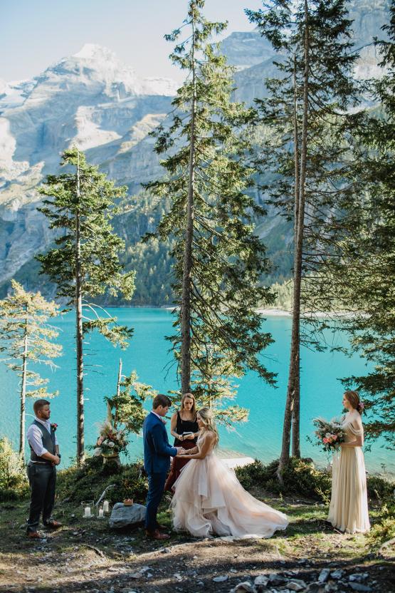 Amazing Adventurous Swiss Alps Mountain Wedding – Unveiled Radiance Photography 43