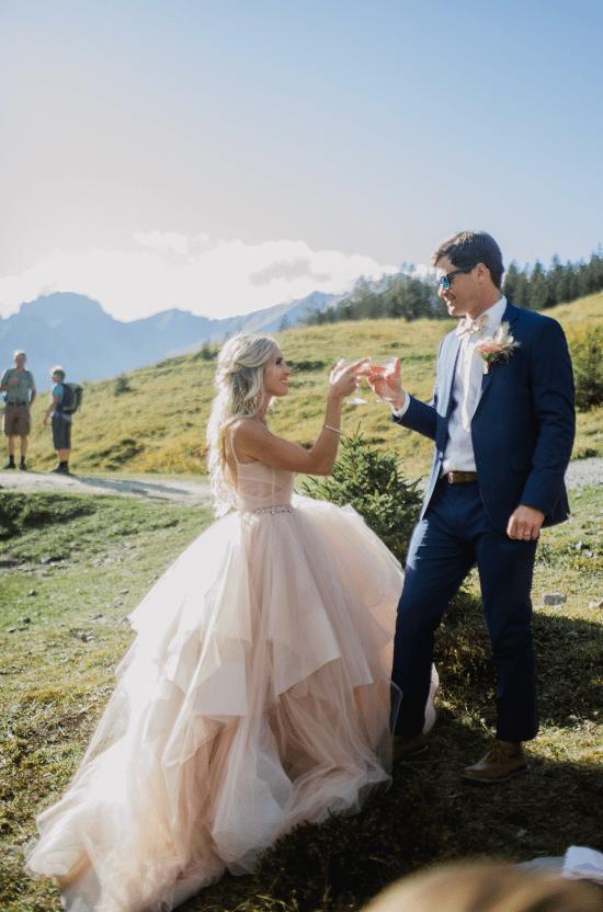 Amazing Adventurous Swiss Alps Mountain Wedding – Unveiled Radiance Photography 50