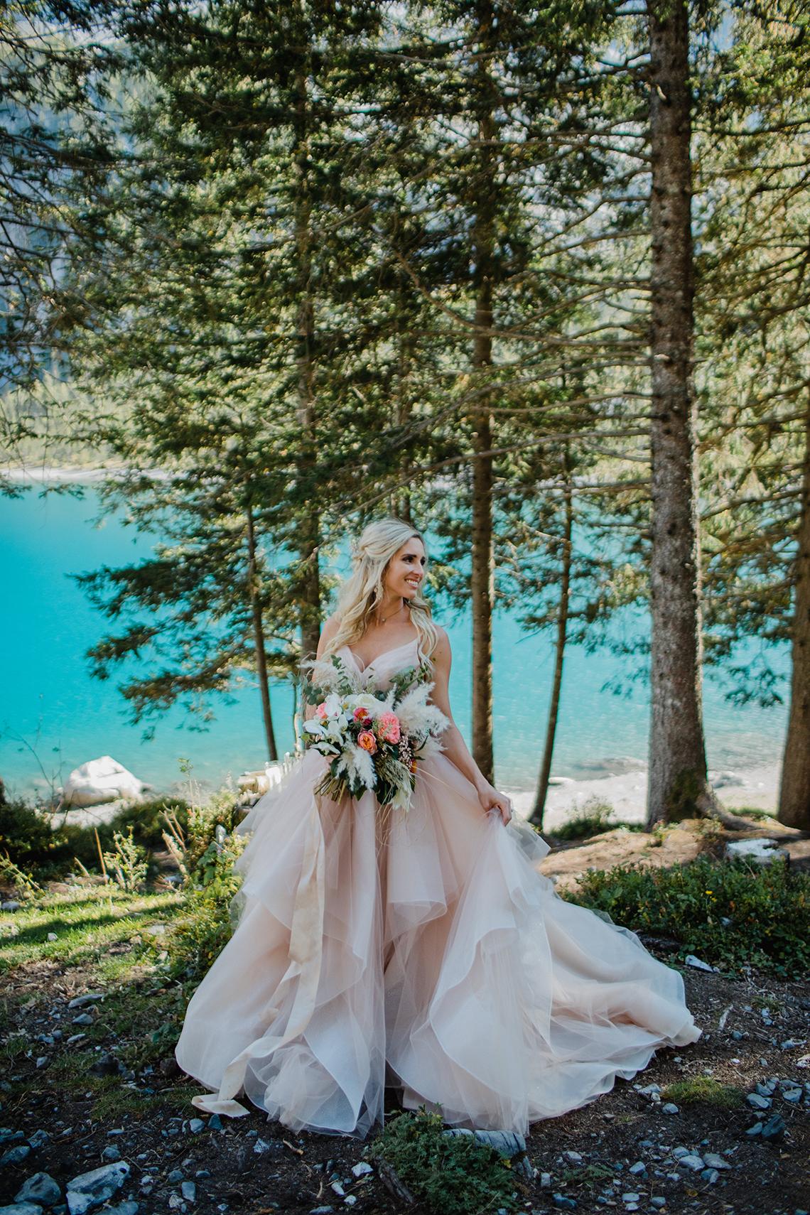 Amazing Adventurous Swiss Alps Mountain Wedding – Unveiled Radiance Photography 57