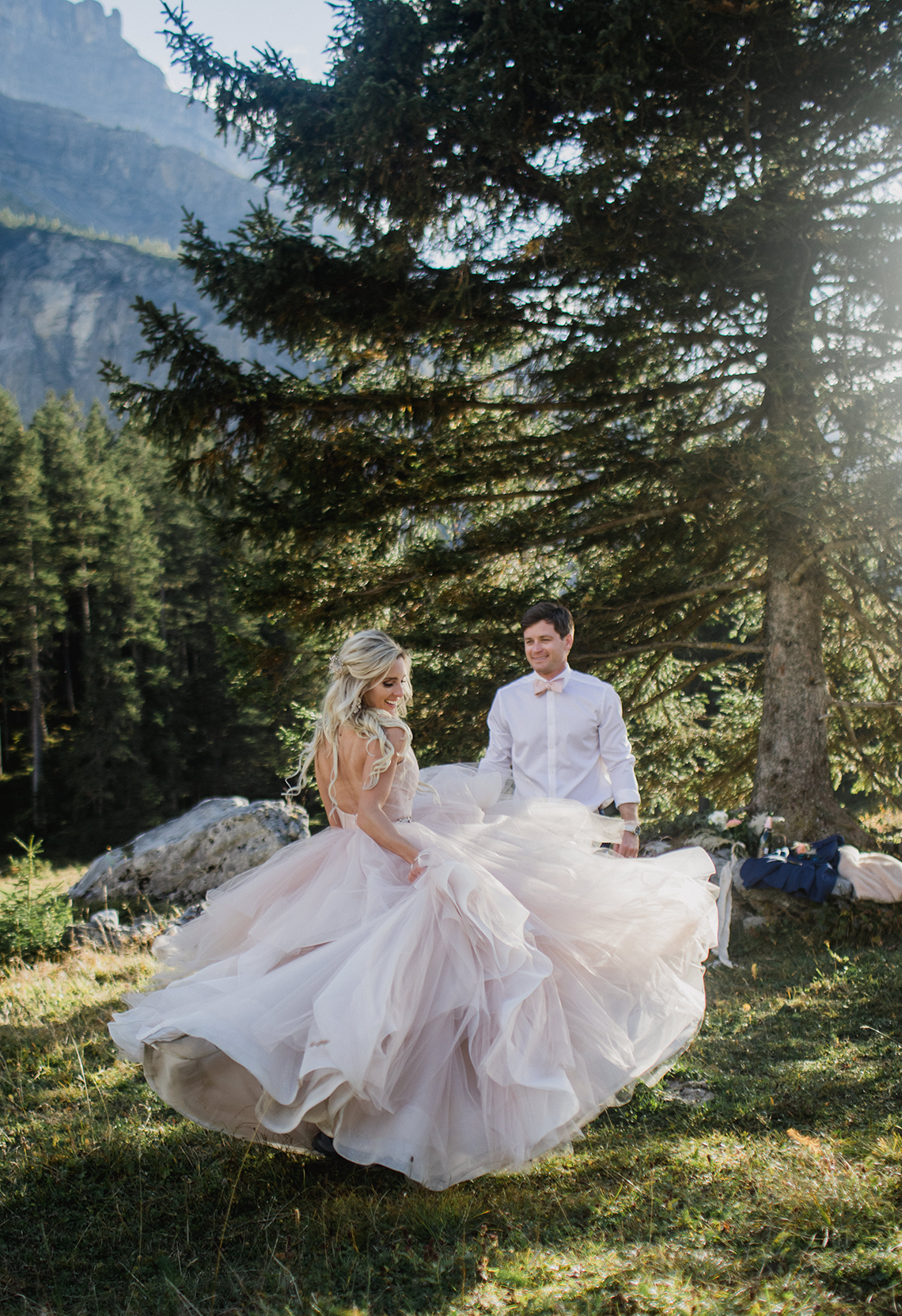 Amazing Adventurous Swiss Alps Mountain Wedding – Unveiled Radiance Photography 67