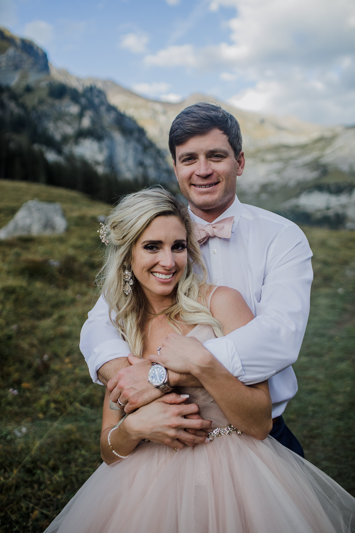 Amazing Adventurous Swiss Alps Mountain Wedding – Unveiled Radiance Photography 68
