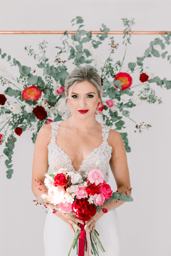 Bold Red Wedding Inspiration – Shannon O Neil Photography 32