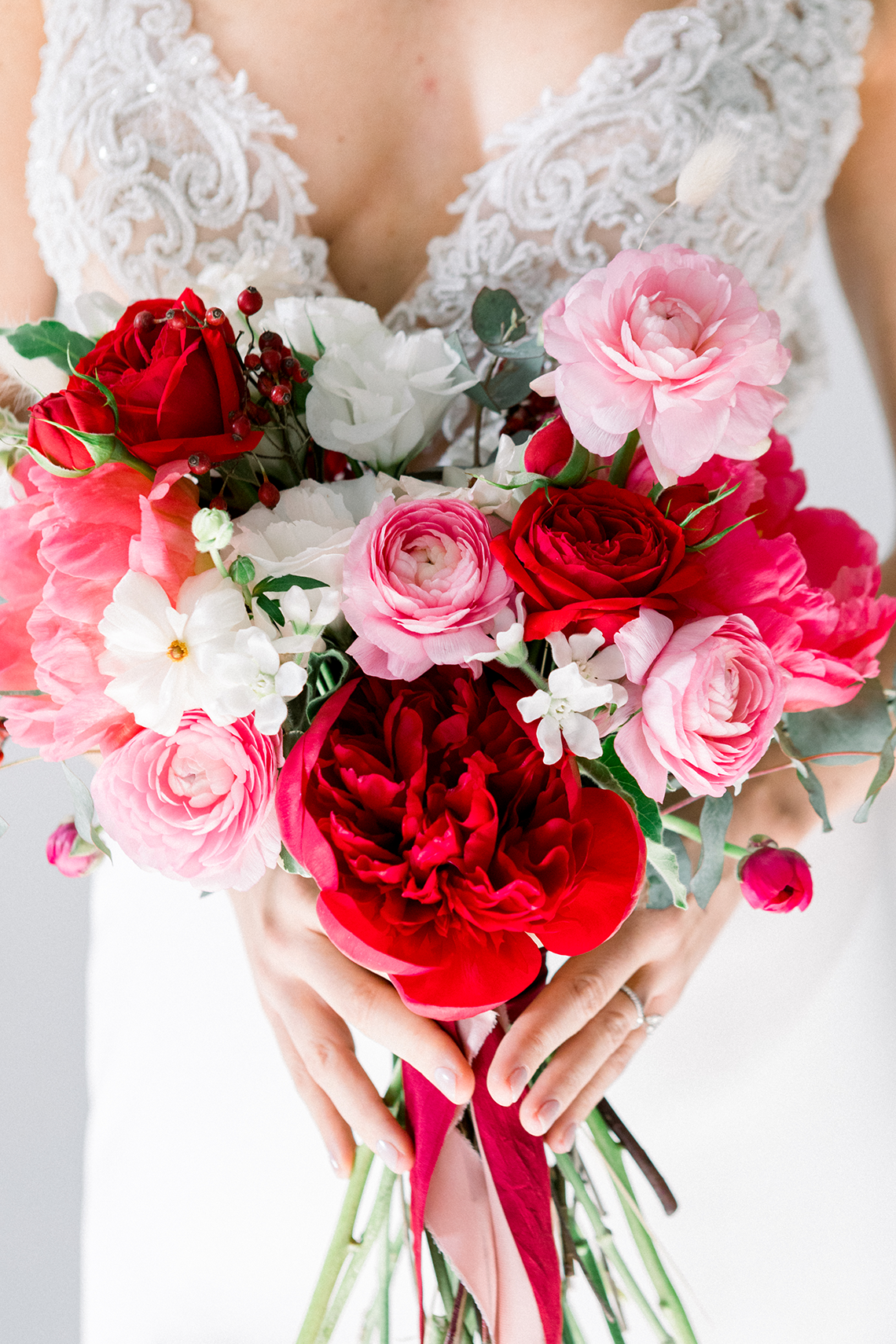 Bold Red Wedding Inspiration – Shannon O Neil Photography 36